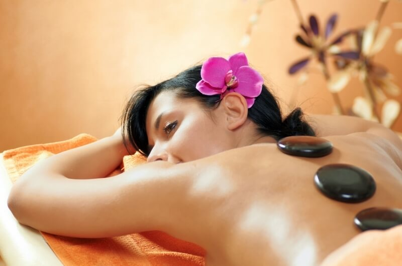 Hot Stone Massage Kurs